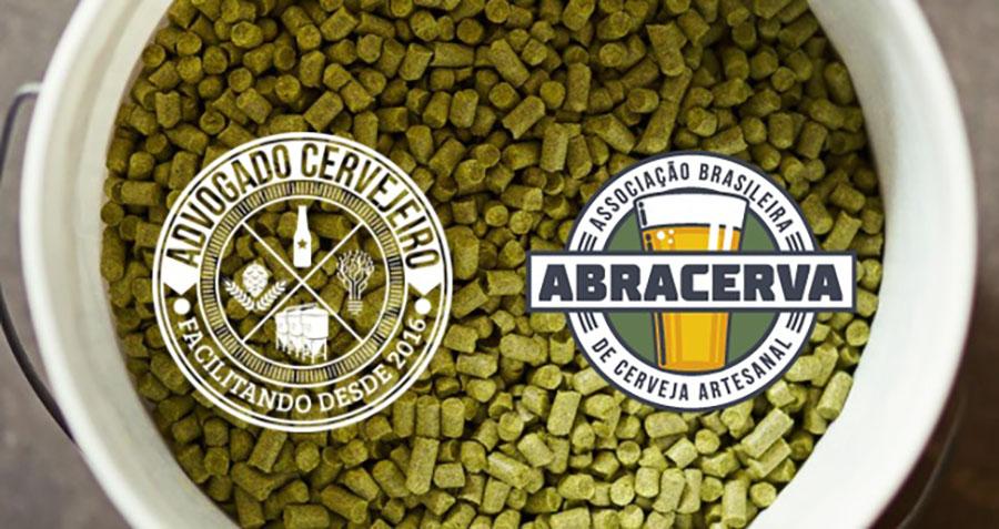 Advogado Cervejeiro e Abracerva selam parceria em setembro de 2017 (Foto: Divulgação)
