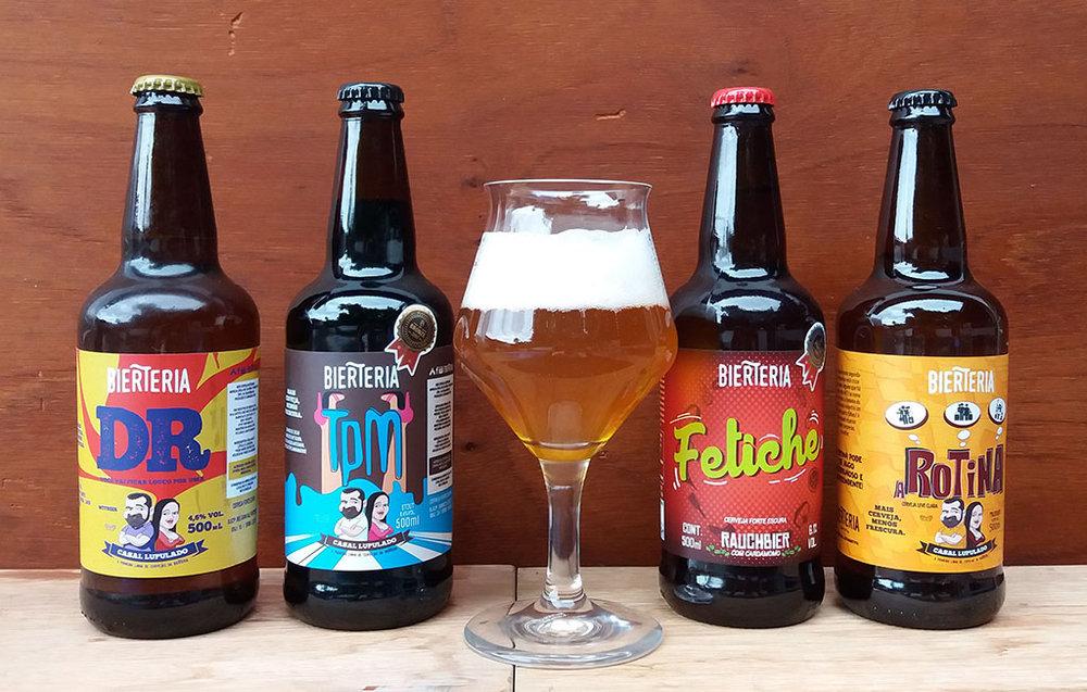 Bierteria no Portal das Cervejarias Brasileiras