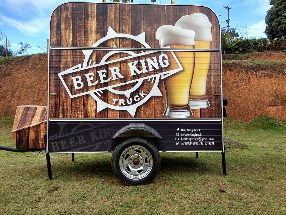 Beer King Truck