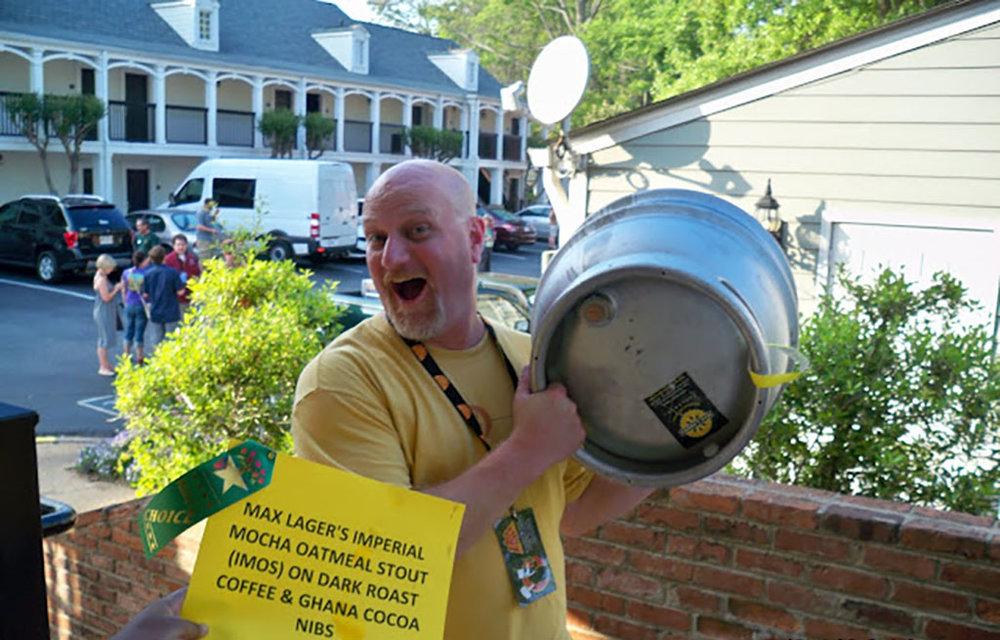 John Roberts fala sobre os estilos de cerveja híbrida (Foto: Divulgação)