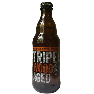 Mestre-cervejeiro.com Tripel Wood Aged