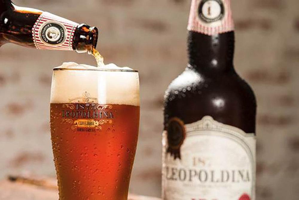Linha da Cervejaria Leopoldina tem uma dezena de opções de estilos (Foto: Divulgação)