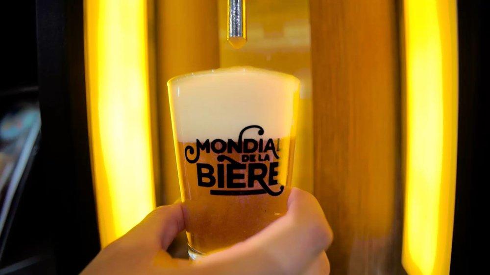 Mondial de La Bière vai de 11 a 15 de outubro no Píer Mauá, no Rio (Foto: Divulgação)