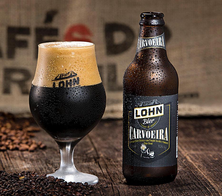 A Lohn Bier Carvoeira é a mais premiada da cervejaria catarinense (Foto: Divulgação)