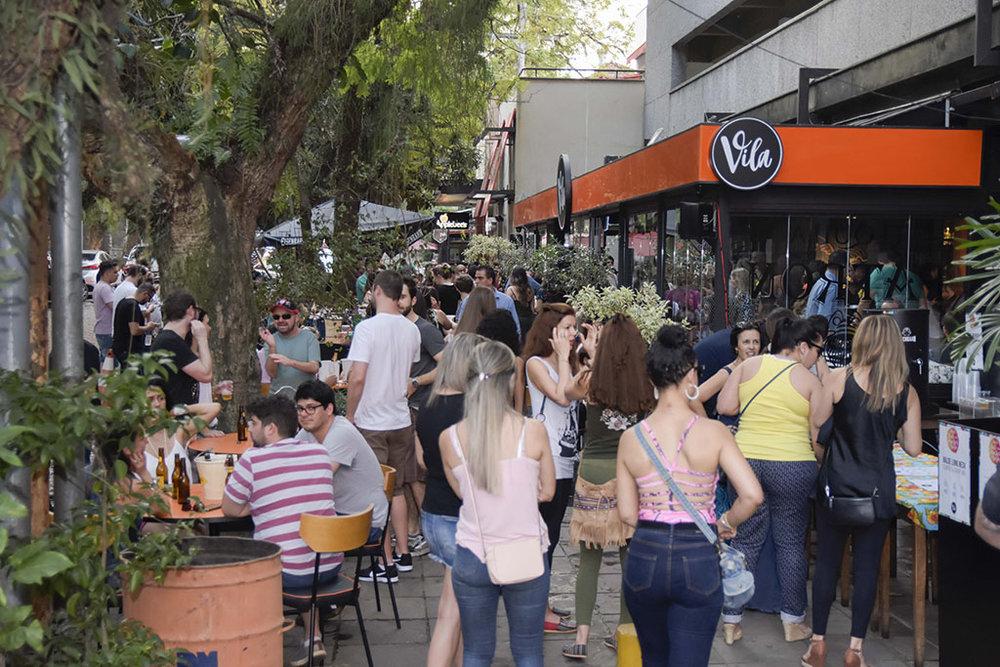 Oktoberfest no Vila Restobar ocorre no dia 29 de outubro (Foto: Dandi Albuquerque/Divulgação)