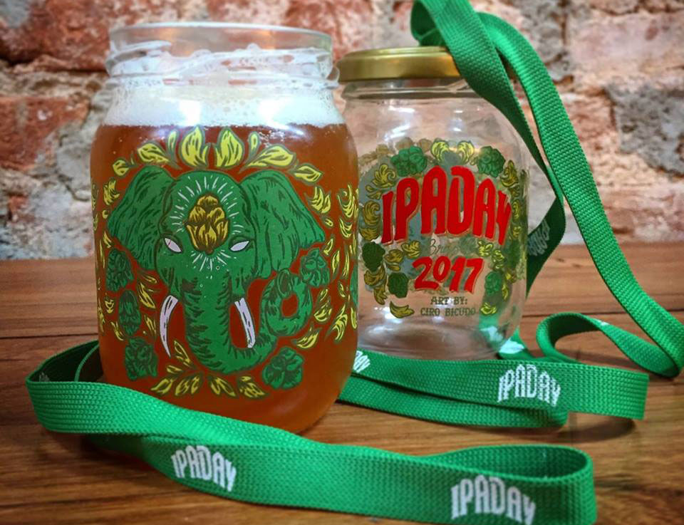 Evento reúne diferentes subestilos de India Pale Ale, com sua variadade de colorações (Foto: Divulgação)