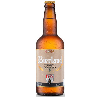 Bierland Strong Golden Ale