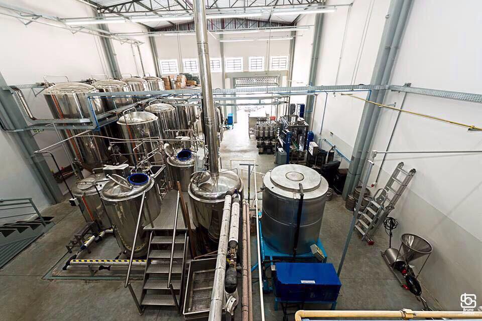 A nova casa terá capacidade inicial de 10 mil litros e tasting room (Foto: Divulgação)