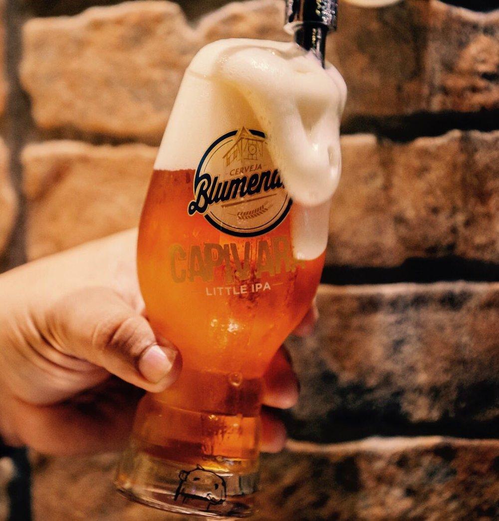 Capivara Little IPA é uma das atrações do Blumenau Beer Day (Foto: Fabiana Jordan/Divulgação)