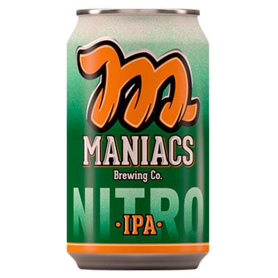 Maniacs Nitro IPA
