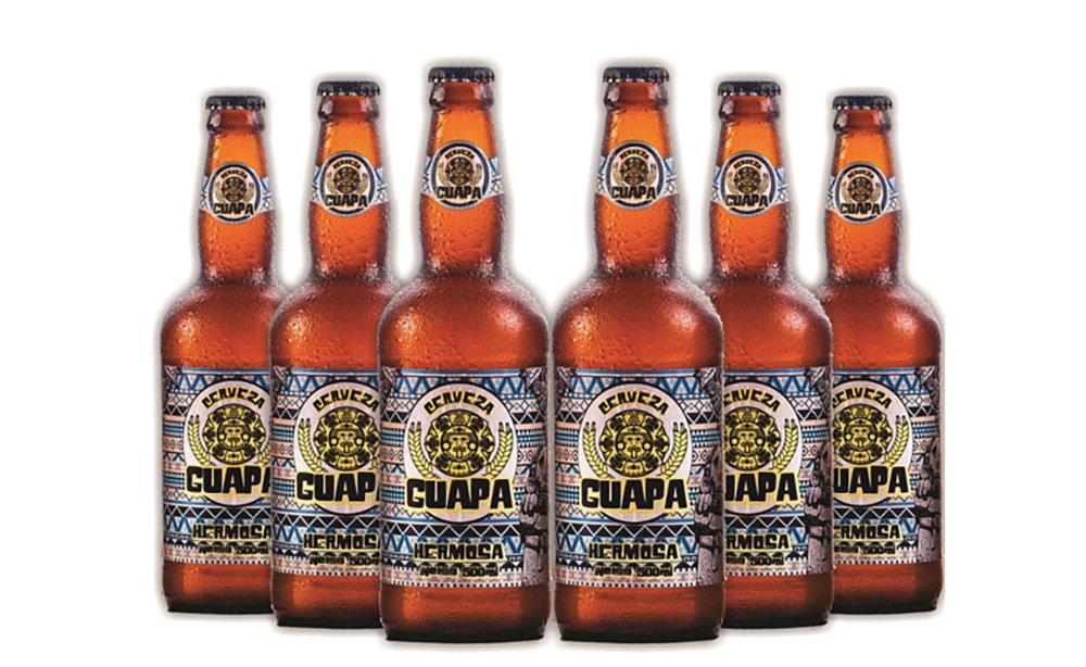A Cerveza Guapa, fundada em 2016, participa mensalmente da Deguste (Foto: Divulgação)