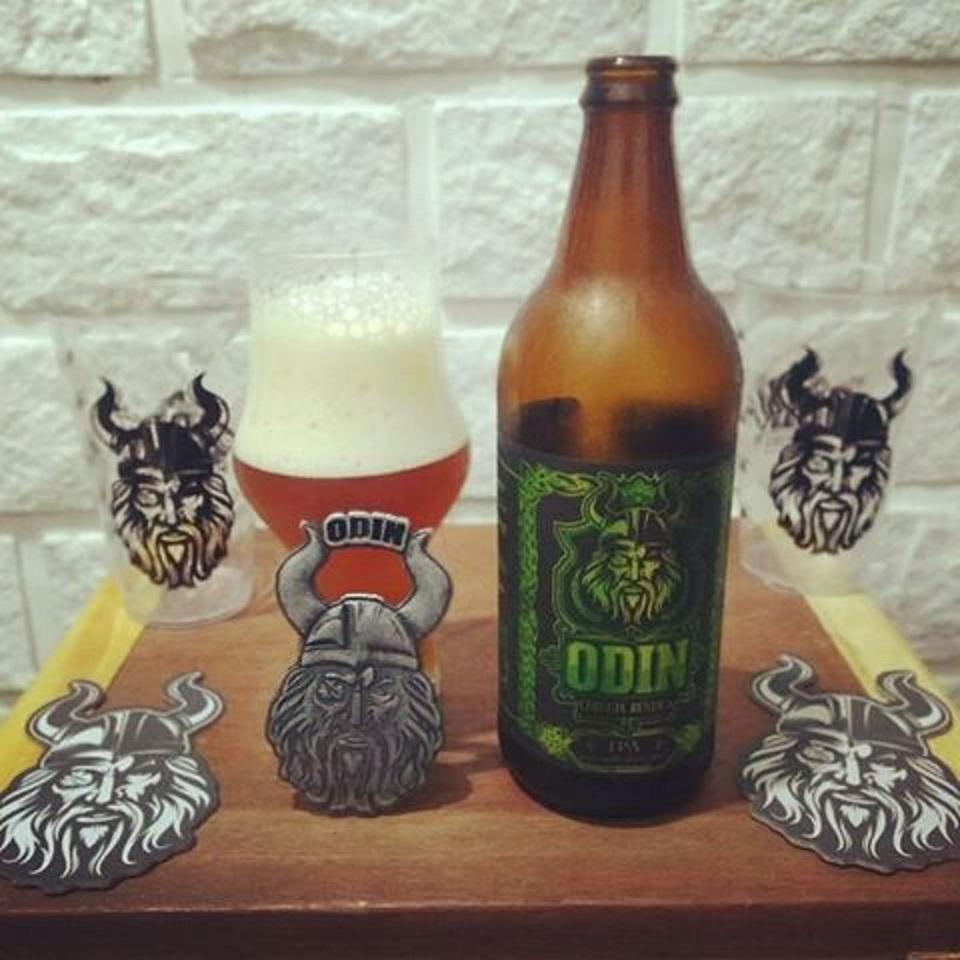 A Odin participou do Mondial de La Bière Rio pela primeira vez (Foto: Divulgação)