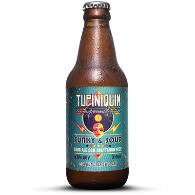 Tupiniquim Funky & Sour