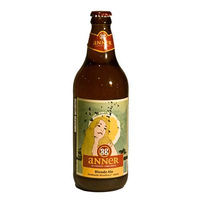 Anner Blonde Ale