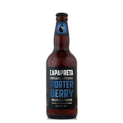Capa Preta Porter Berry Raspberry Porter
