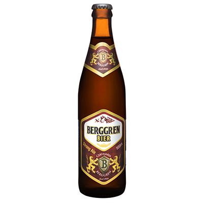 Berggren Strong Ale