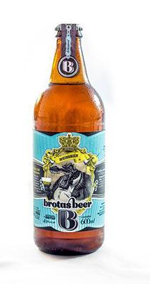 Brotas Beer Weiss