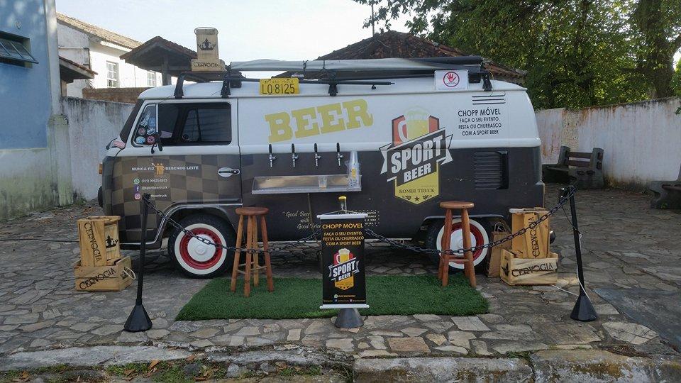Sport Beer Truck