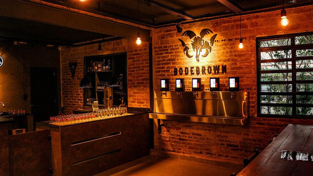 Para Os Cervejeiros, Uma Das Atrações é O Espaço Bodebrown (Foto:  Divulgação)