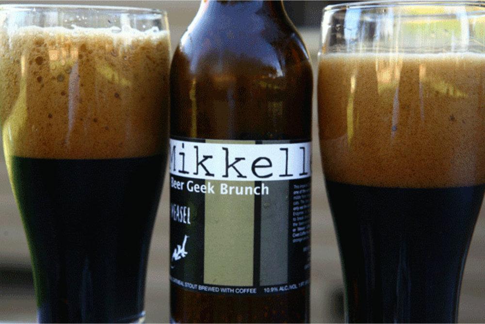 """Um desafio para os """"gambás"""": experimentar esta cerveja da Mikkelller (Foto: Divulgação)"""