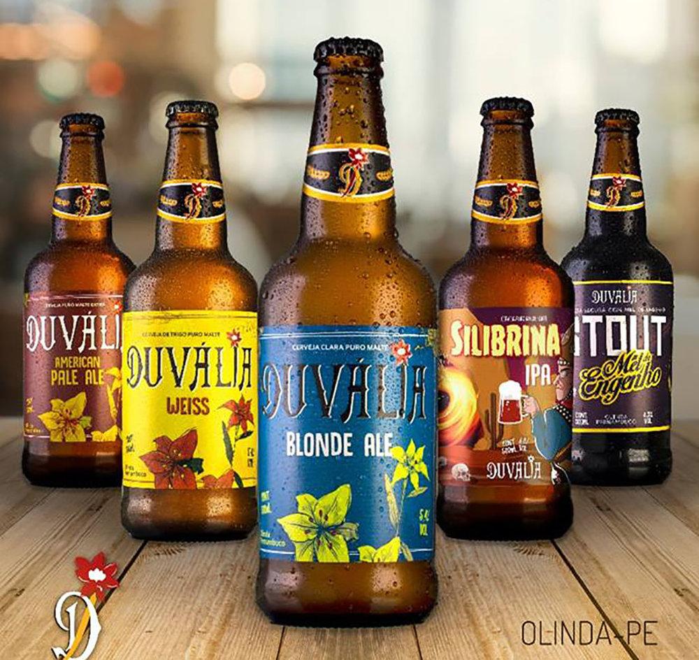 """Rótulo """"limpos"""" têm mais força para destacar o conceito da cerveja (Foto: Divulgação)"""