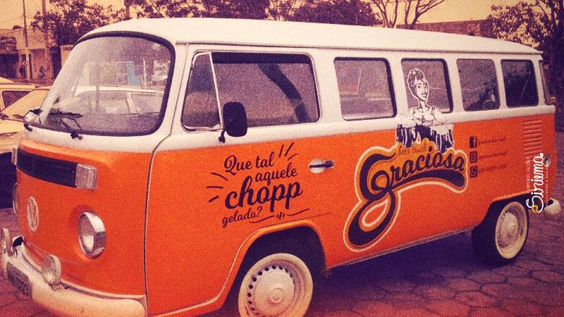 Graciosa Beer Truck