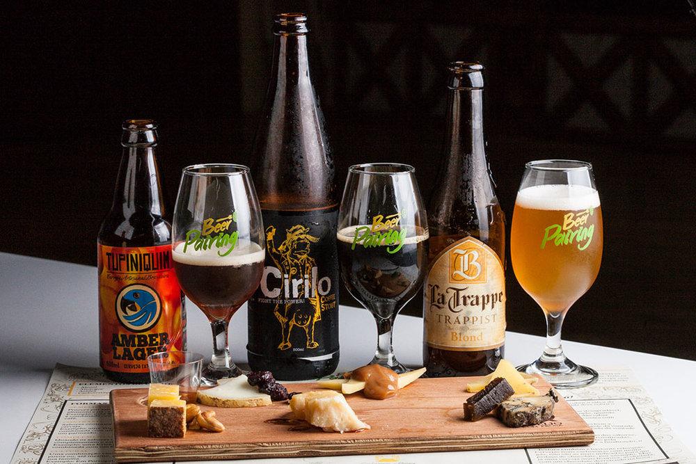 Beer Pairing é programação paralela ao Festival (Foto: Leo Laps/Divulgação)