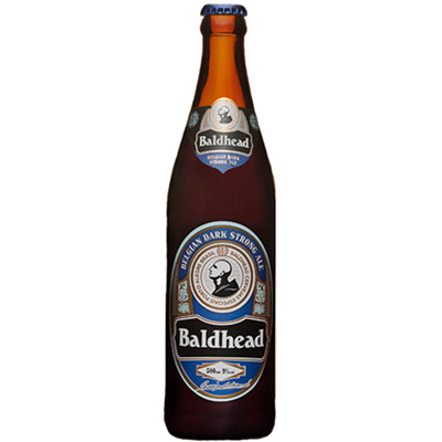 Baldhead Belgian Dark Strong Ale