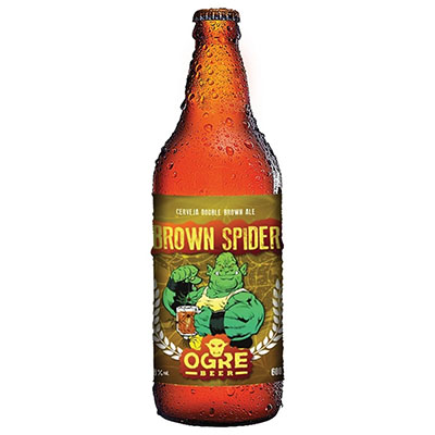 Ogre Brown Spider