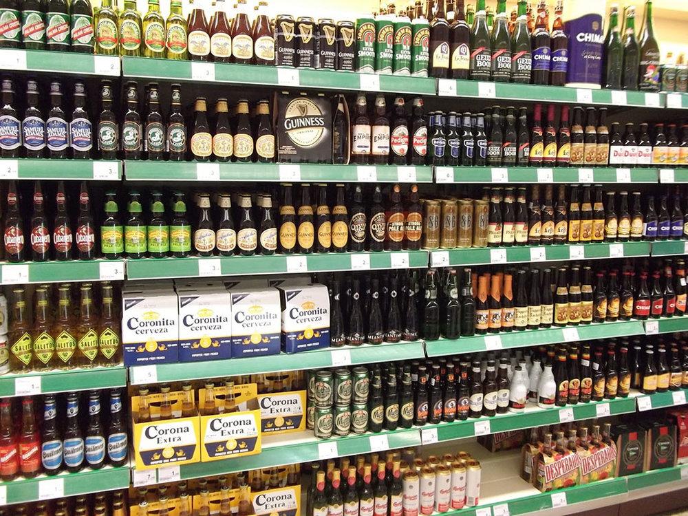 Para uma cervejaria, destacar na prateleira a sua linha é um desafio complicado