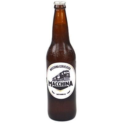 Macchina Wheat Wine