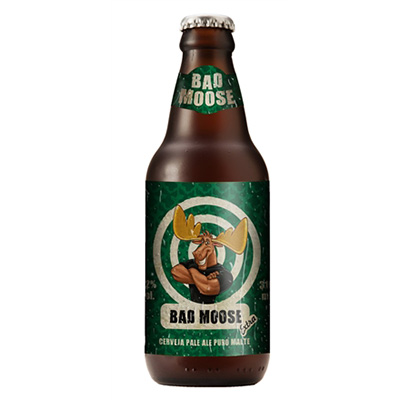 Blondine Bad Moose Pale Ale