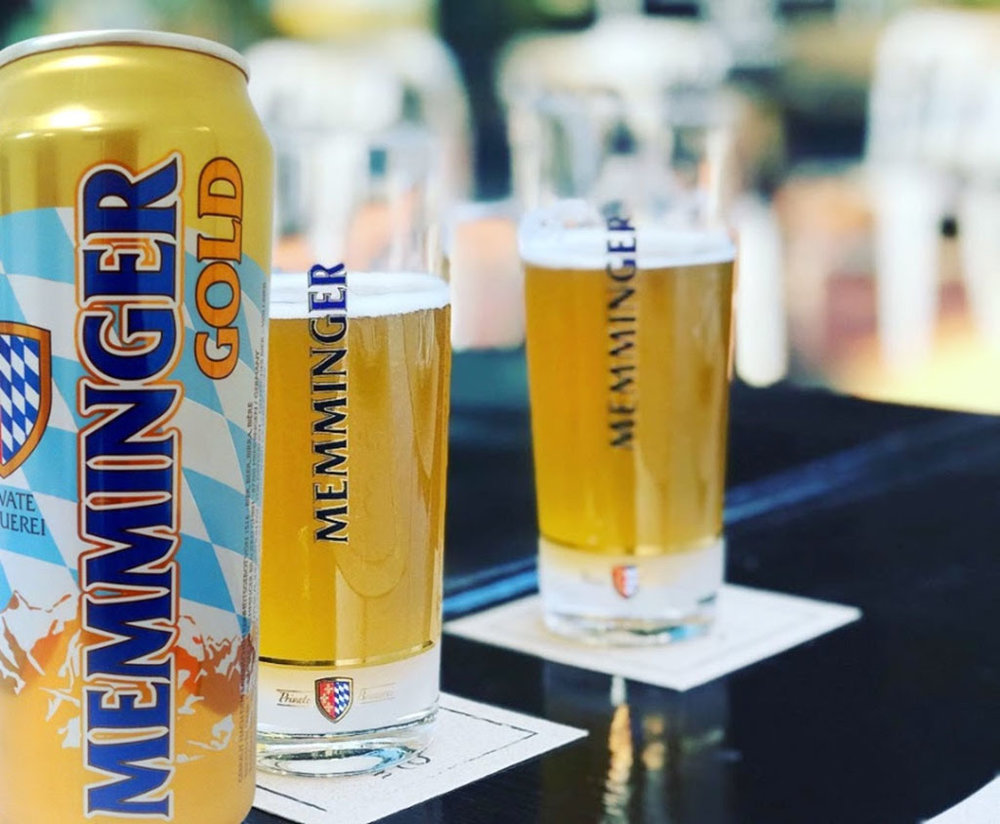 A Gold agora é um dos estilos disponíveis da Memminger no Brasil, ao lado de Weiss, Weiss (sem álcool), Premium Pilsen e Dunkel Weiss (Foto: Divulgação)