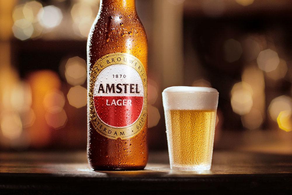 Cerveja Lager da marca holandesa era oferecida só na versão chope e agora ganha espaço no mercado gaúcho em garrafas e latas (Foto: Divulgação)