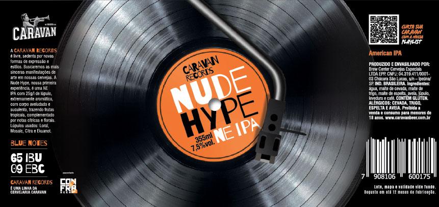 New England IPA é a base das três versões de lançamento da linha Caravan Records (Foto: Divulgação)
