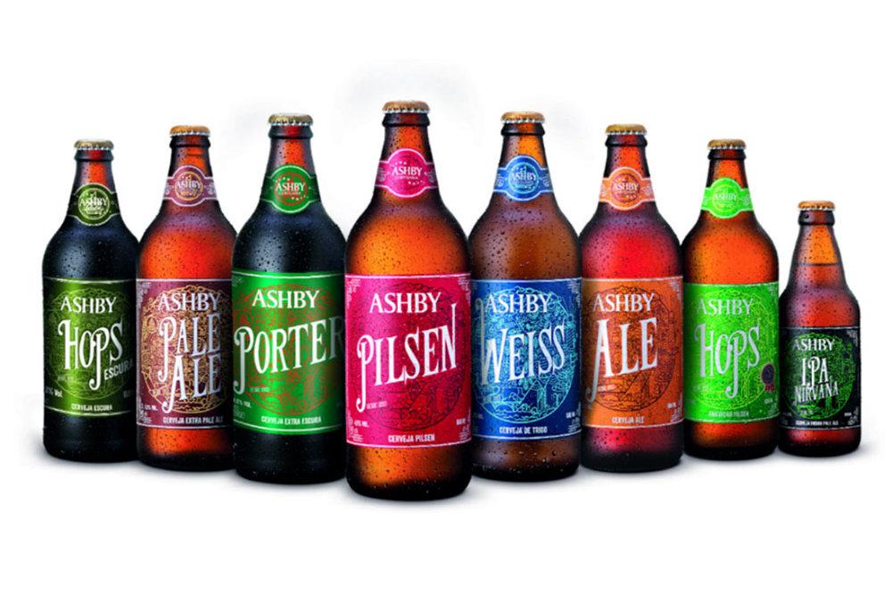 A Ashby é uma das mais antigas cervejarias em atividade no mercado de artesanais no Brasil (Foto: Divulgação)