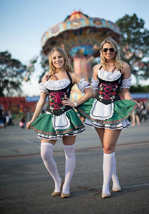 Festa faz uma homenagem a Oktoberfest original (Foto:Felipe Panfili/Divulgação)