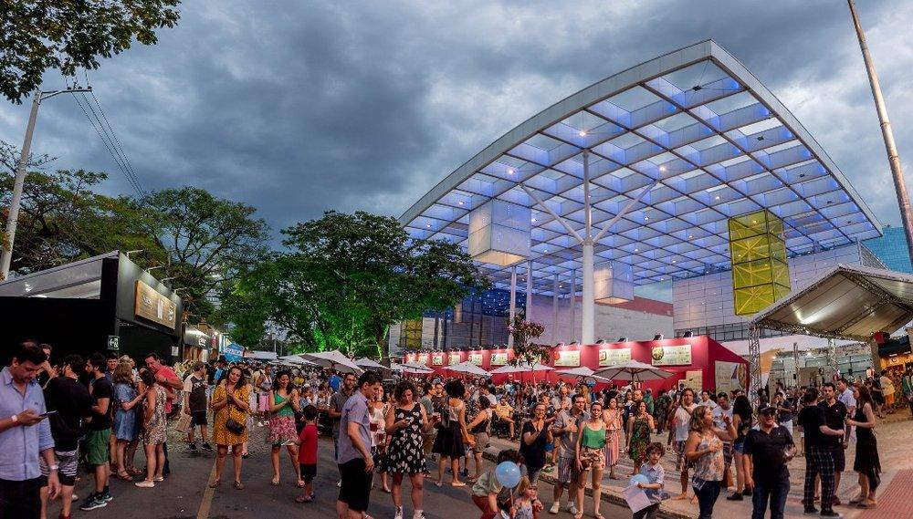 Festival Fartura tem edições em diferentes cidades (na imagem, BH - Foto: Nereu JR/Divulgação)