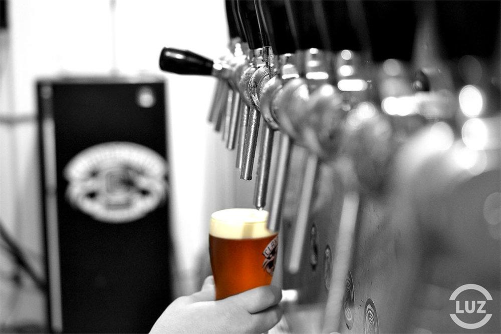 Cervejarias produzem na fábrida da Clandestina (Foto: Divulgação)