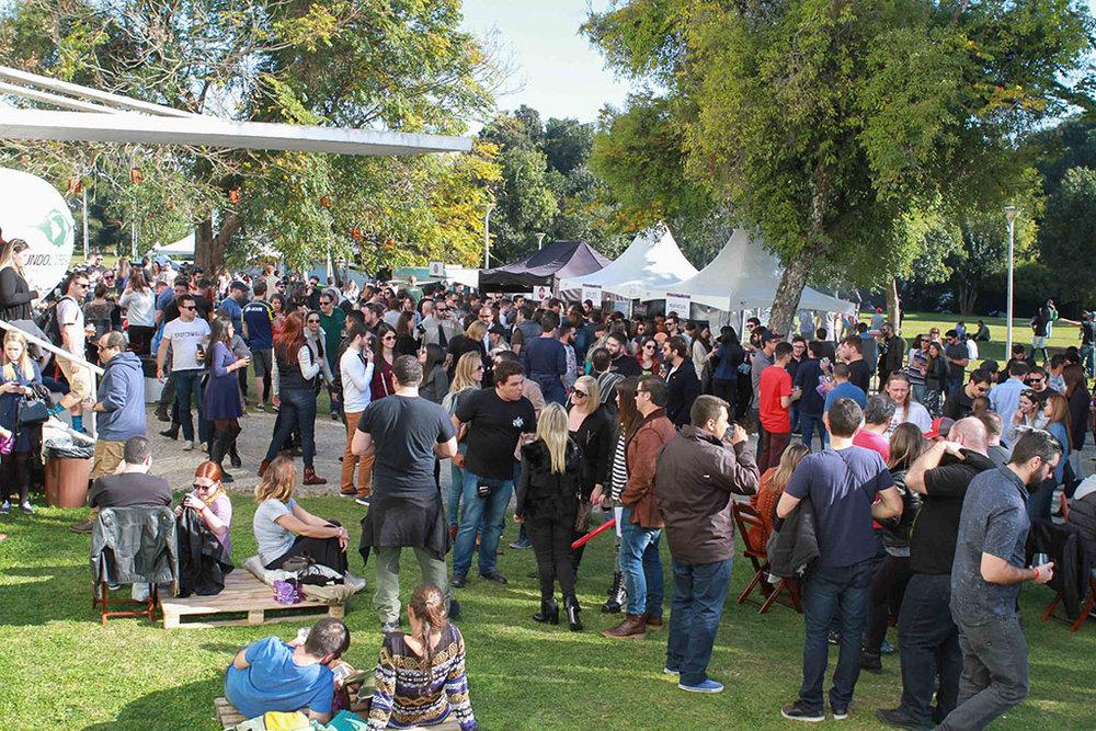 Festival se consagrou como um dos principais eventos cervejeiros no Brasil (Foto: Divulgação)