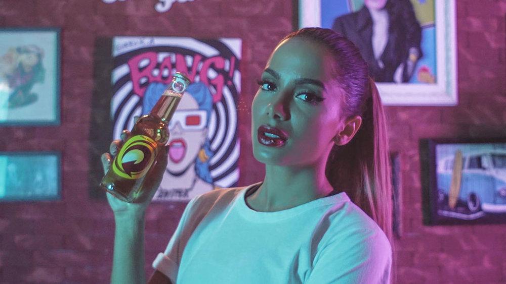 """Conforme a divulgação da empresa, """"a Skol quer o que a cantora tem de melhor: sua autenticidade e poder de falar com todos os brasileiros"""" (Foto: Divulgação)"""