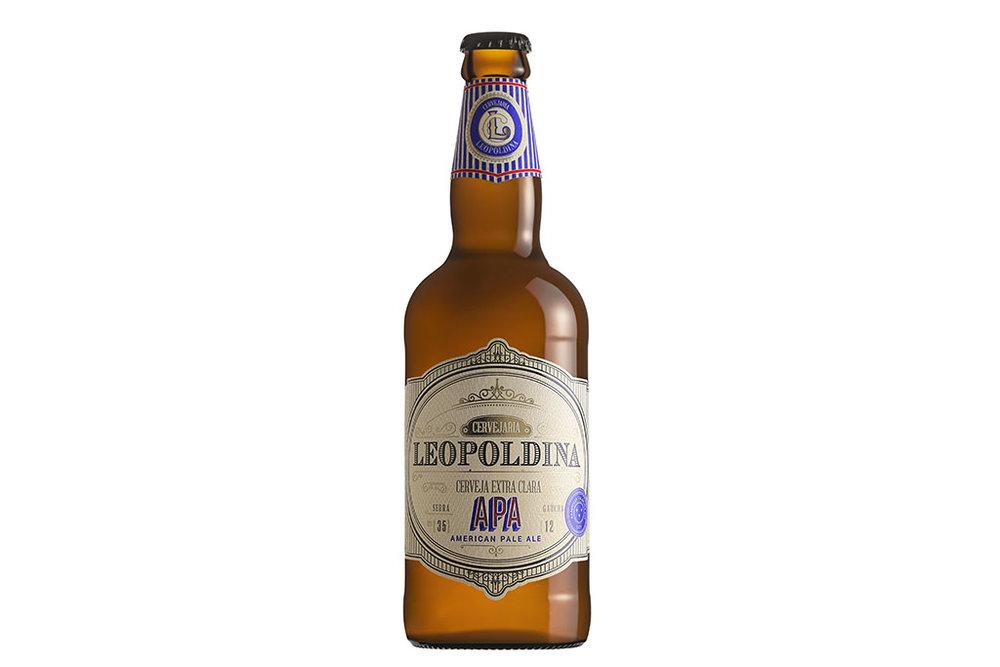 Leopoldina APA tem como destaque o aroma cítrico (Foto: Divulgação)