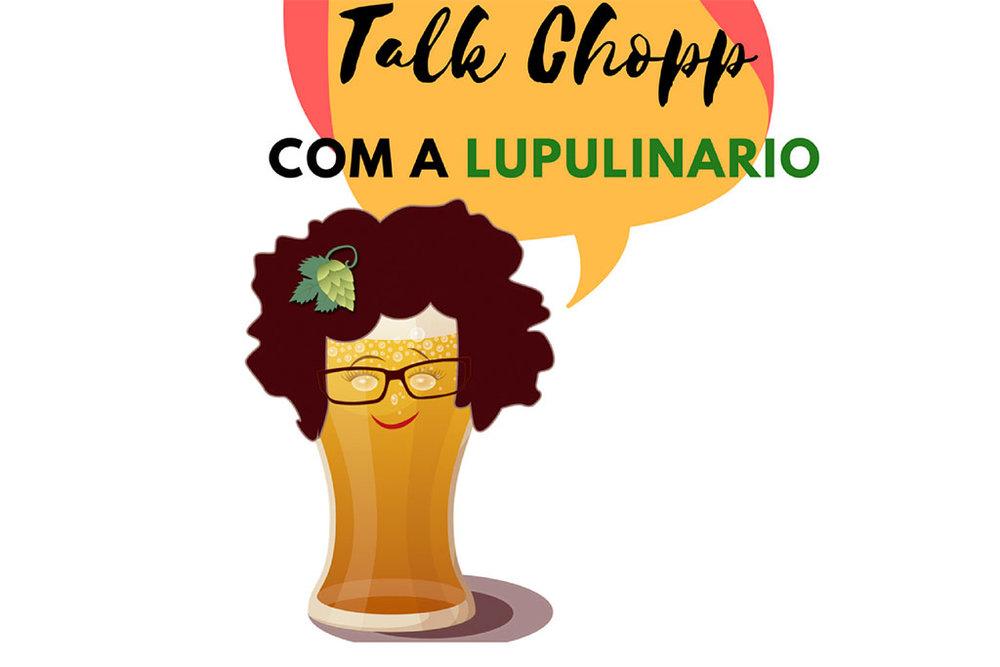 """""""Talk Chopp"""" é conduzido pela jornalista Sônia Apolinário, da coluna cervejeira Lupulinário (Foto: Divulgação)"""