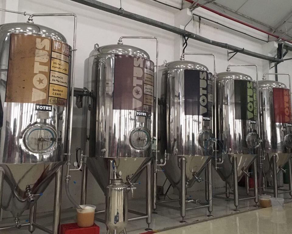 A fábrica da Votus fica em Diadema (Foto: Divulgação)