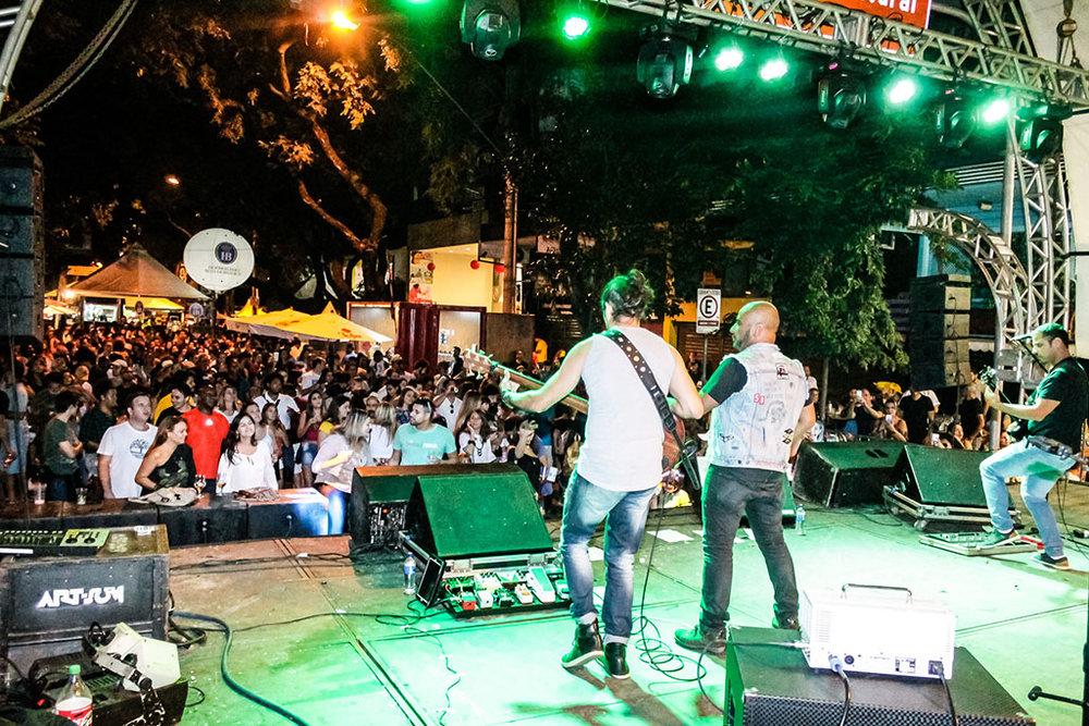 Festival reúne música, cerveja e gastronomia (Foto: Divulgação)