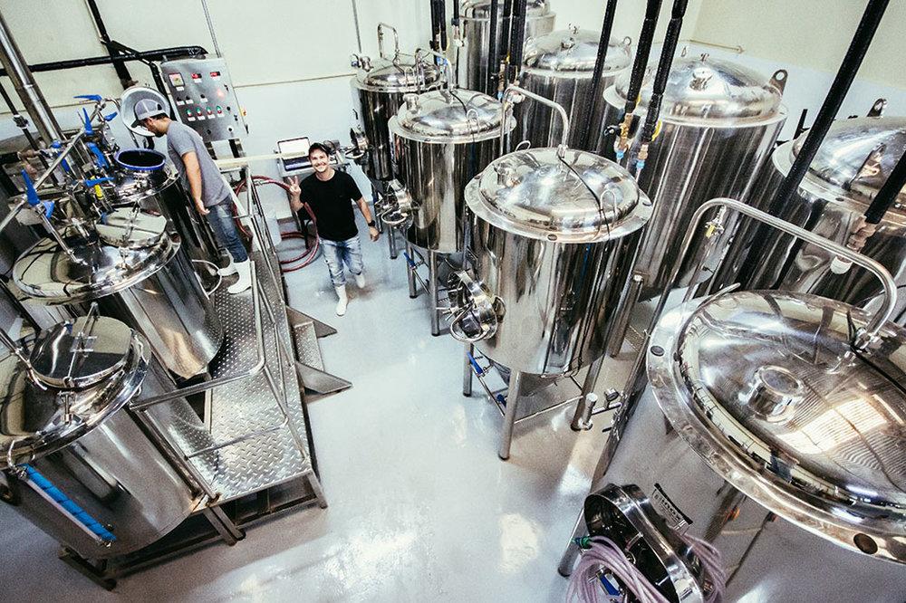 Capacidade inicial é de 14 mil litros/mês (Foto: Thiago Carneiro/Divulgação