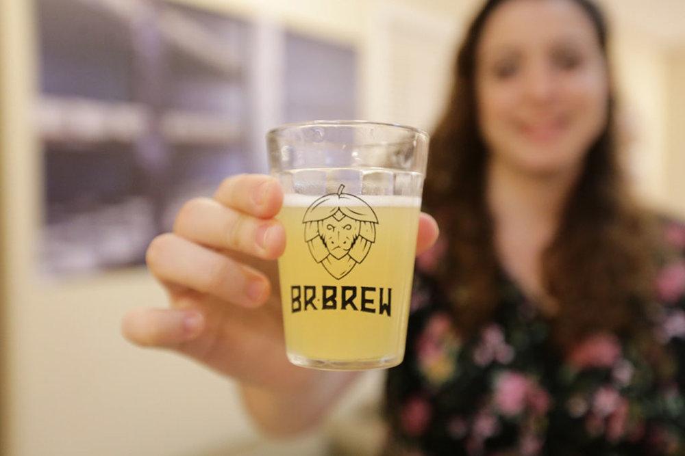 Para a inauguração, são duas as cervejas de linha (Foto: Divulgação
