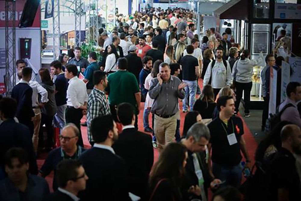 Feira de negócios se realiza entre 12 e 15 de junho no Expo Center Norte, em São Paulo (Foto: Divulgação)