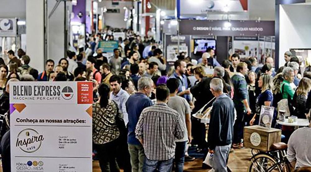 Expo Center Norte reúne eventos simultâneos da área da alimentação (Foto: Divulação)