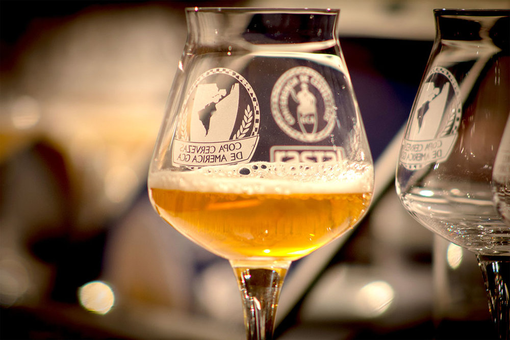 Julgamento das cervejas segue um ritual de procedimentos (Foto: Divulgação)